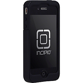 SILICRYLIC for iPhone 4 Black/Black