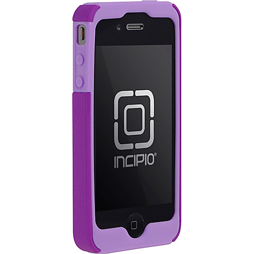 Incipio SILICRYLIC for iPhone 4 - Purple