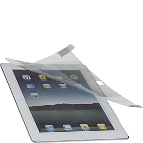 Screen Protector - iPad 2 Clear - 2PK Clear