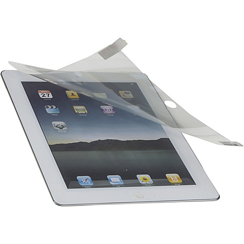 Incipio Screen Protector - iPad 2 Clear - 2PK Clear - Incipio Laptop Sleeves