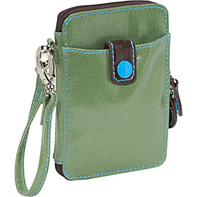 Ellen Crossbody Wallet Grass