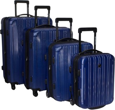 Traveler's Choice New Luxembourg 4 Piece Expandable ...