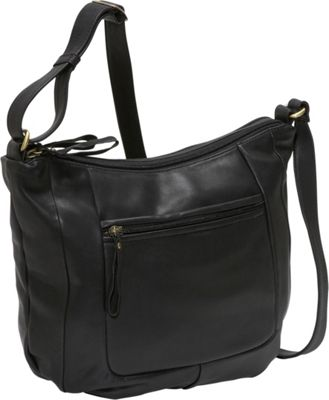 Derek Alexander Large twin top zip - Black