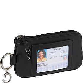Phone ID Credit Card Wallet Black