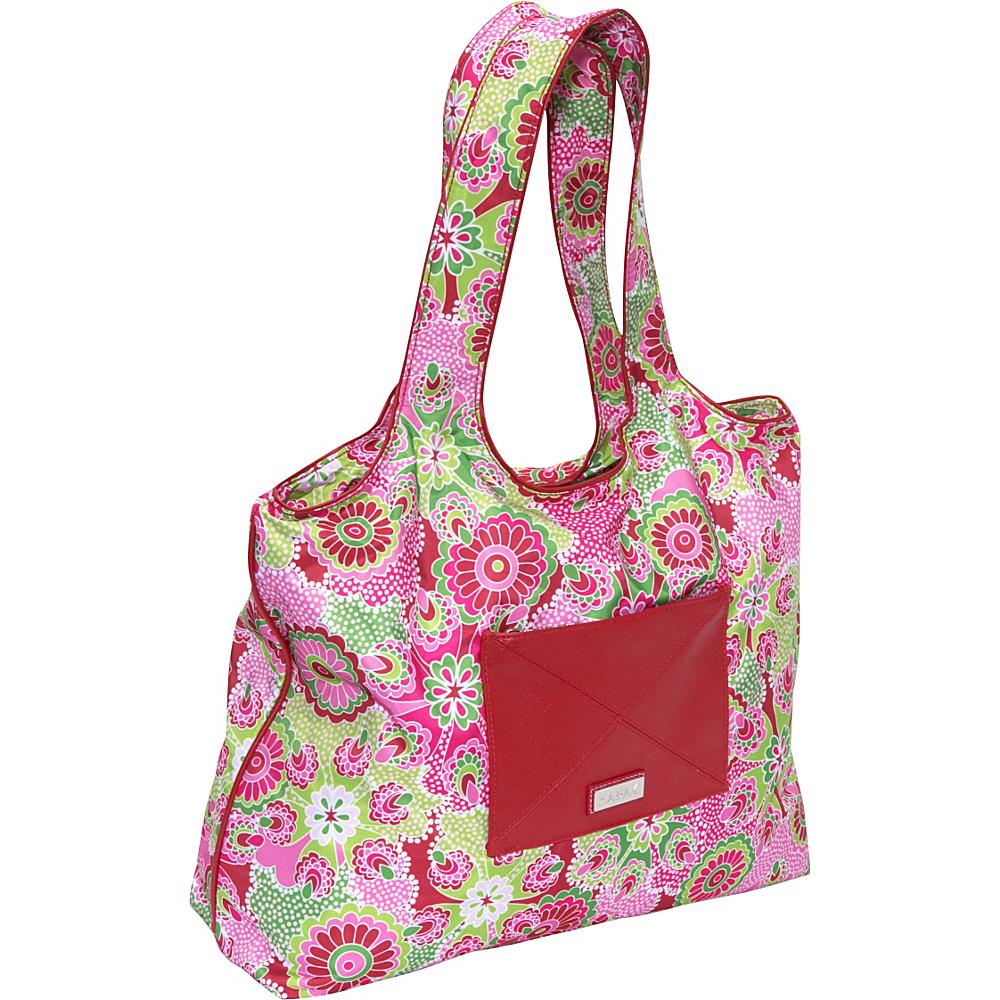 Hadaki Sayonara Tote - Tote - Handbags, Fabric Handbags