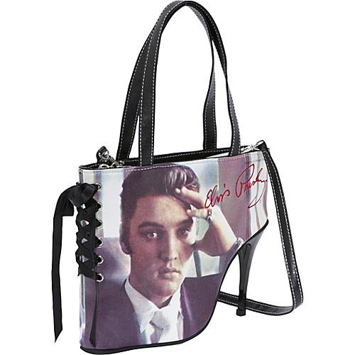 Ashley M Elvis Stiletto Bag - Shoulder Bag