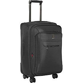 Helium X'Pert Lite 4 Wheel 21'' Exp Suiter Trolley Black