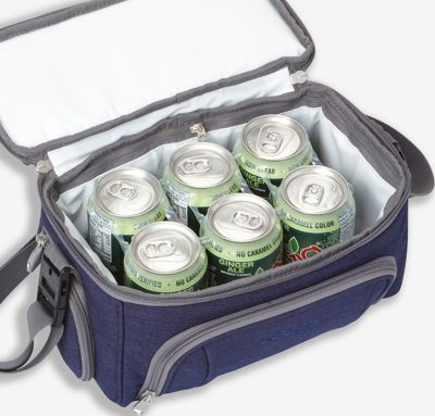 eBags Crew Cooler JR. Green Envy - eBags Travel Coolers