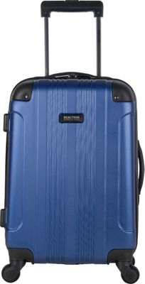 Kenneth Cole Reaction Out of Bounds 20 inch Spinner Carry-On Luggage - Exclusive Colors Cobalt - Kenneth Cole Reaction Hardside Carry-On