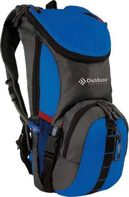 Outdoor Products Ripcord Hydration Pack Ozone - Outdoor Products Hydration Packs and Bottles