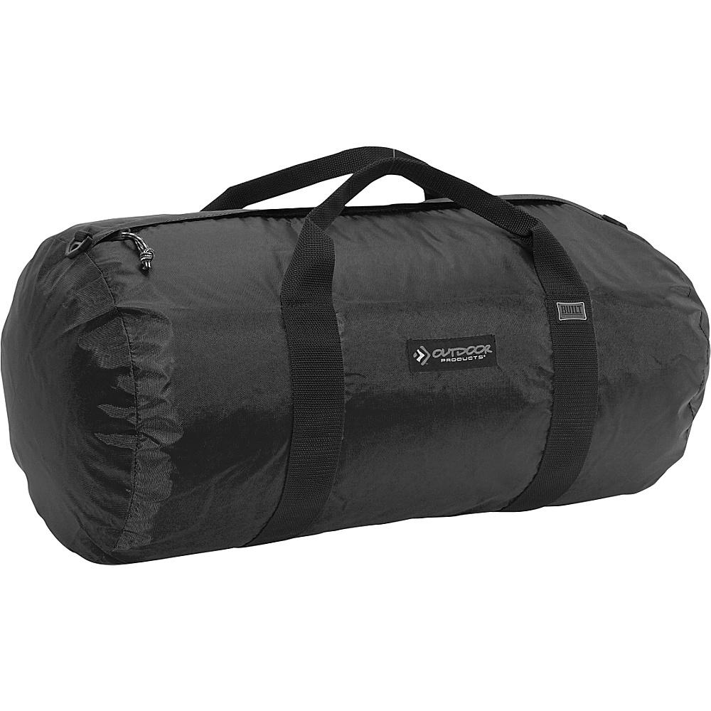 Outdoor Products Deluxe Medium 24 Duffle - Black - Duffels, Outdoor Duffels