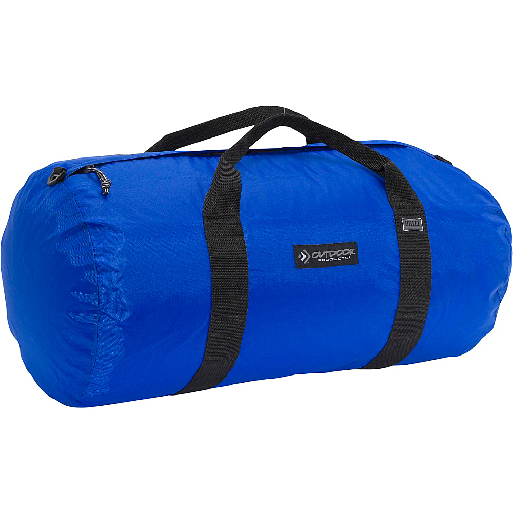 Outdoor Products Deluxe Medium 24 Duffle - Royal - Duffels, Outdoor Duffels