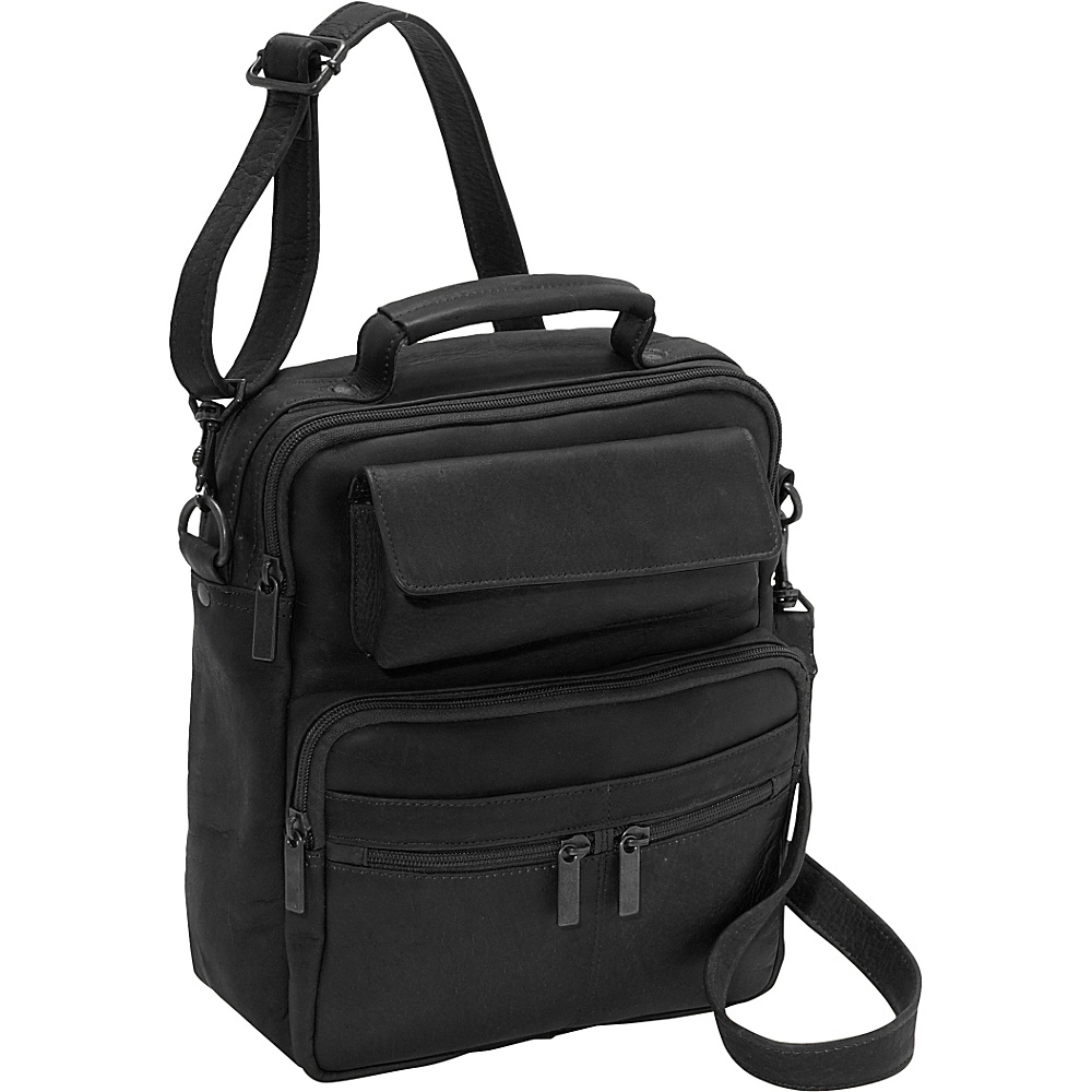 David King & Co. Large Mens Bag - Black - Work Bags & Briefcases, Other Men's Bags