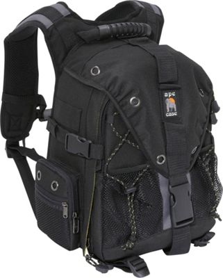 Ape Case Small DSLR and Laptop Backpack - Black