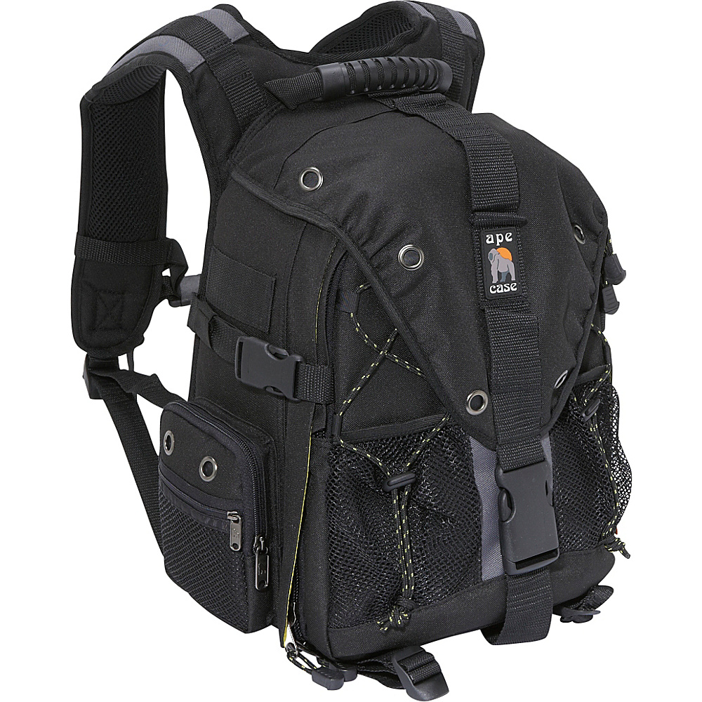 Ape Case Small DSLR and Laptop Backpack - Black - Technology, Camera Accessories