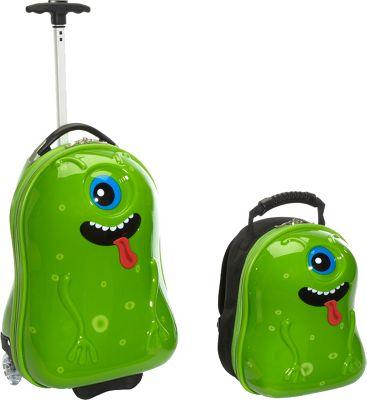 TrendyKid Travel Buddies Alien - Alien