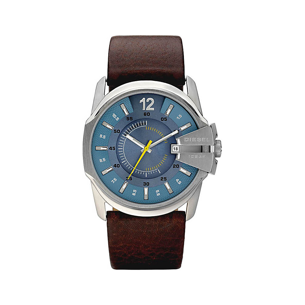 Diesel Watches Not So Basic Basics Brown