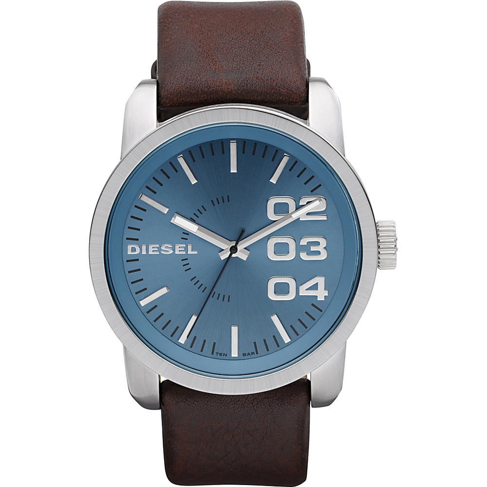 Diesel Watches Not So Basic Basics Brown Diesel Watches Watches