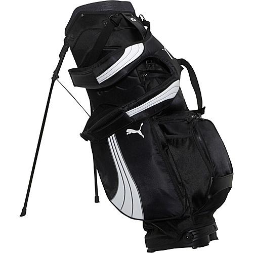 4b15497c26f Puma Formation Stand Golf Bag Black - Puma Golf Bags (10159782 PMGO1002-BLK)