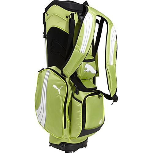 a8e7c6cd614 Puma Formation Stand Golf Bag Sharp Green - Puma Golf Bags (10219105  PMGO1002-SGRN