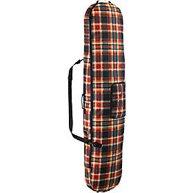 Board Sack 156 Majestic Black Plaid