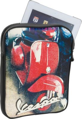 Vespa Scooter iPad Sleeve