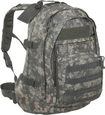 SOC Gear Three Day Pass - 1000 Denier Cordura Army Camouflage Pattern - SOC Gear School & Day Hiking Backpacks