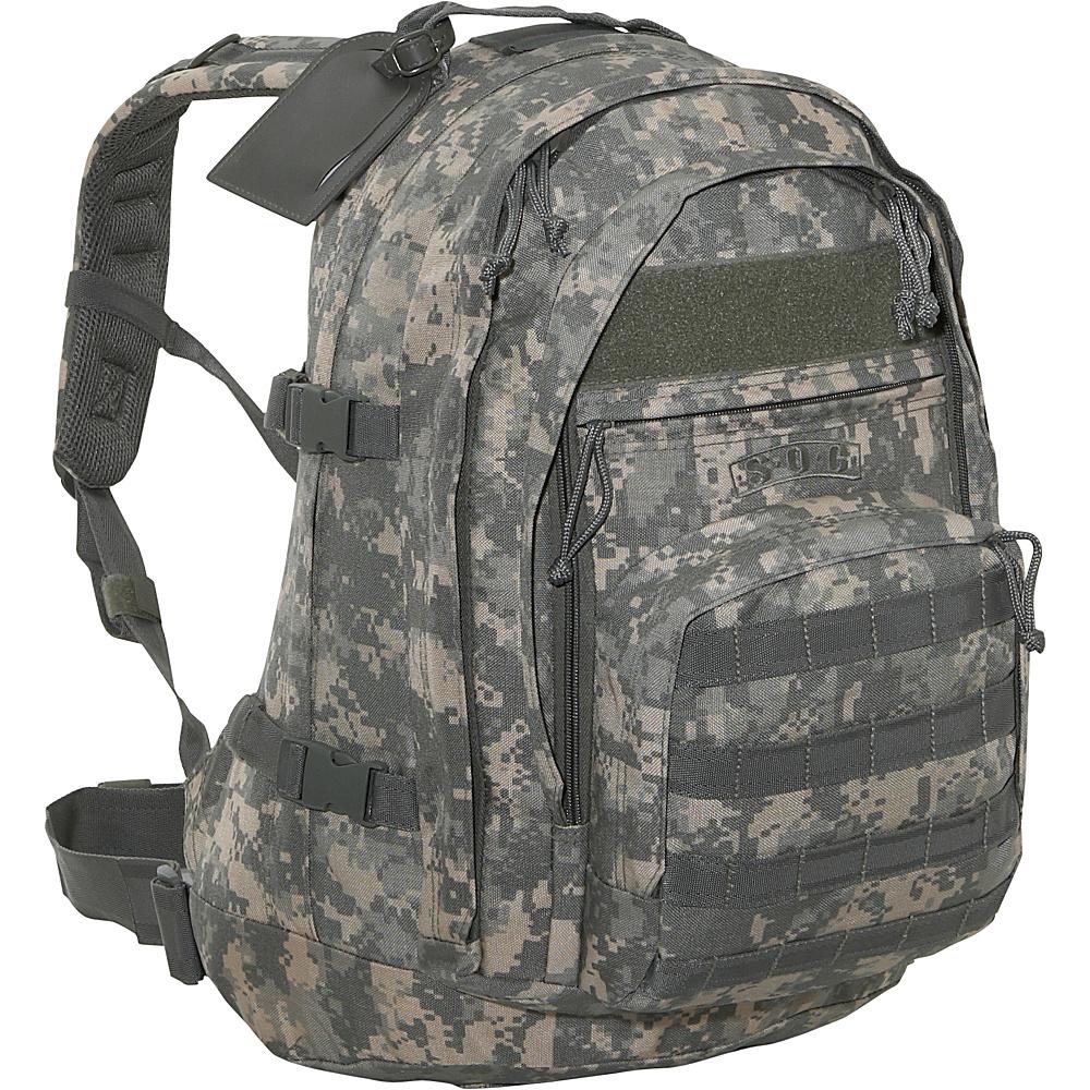 SOC Gear Three Day Pass - 1000 Denier Cordura Army Camouflage Pattern - SOC Gear School & Day Hiking Backpacks - Backpacks, School & Day Hiking Backpacks