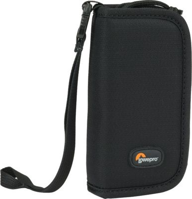 Lowepro S&F Memory Wallet 20 Black - Lowepro Camera Accessories