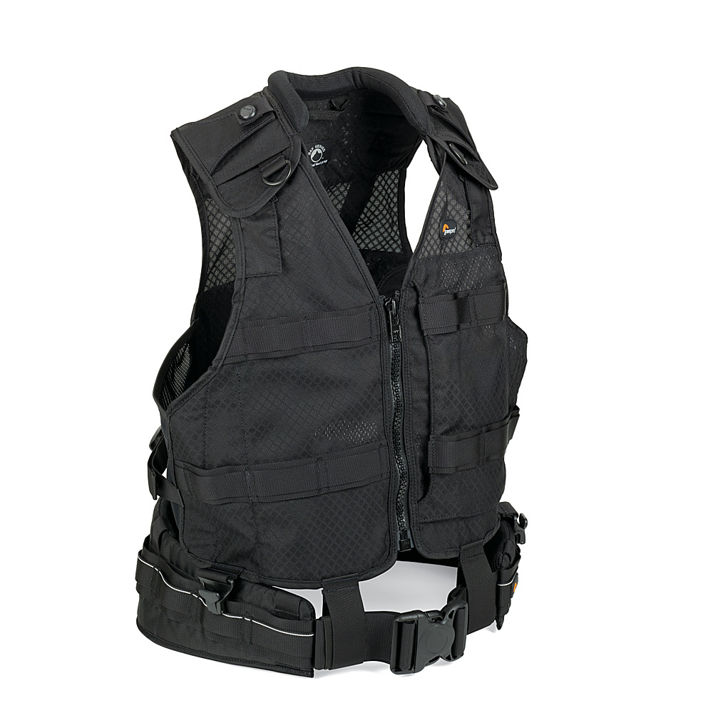 Lowepro S F Technical Vest S M Black Lowepro Camera Accessories