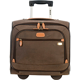 Edge Wheeled Boarding Bag Brown