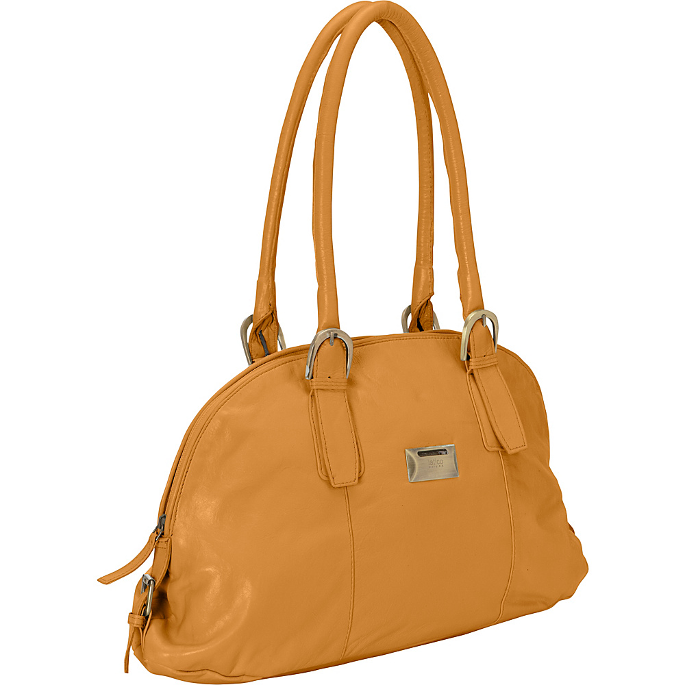 Latico Leathers Taylor Tote Gold - Latico Leathers Leather Handbags