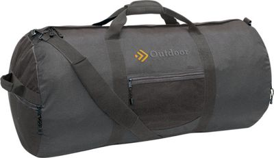 Outdoor Products Medium Utility Duffle Graphite - Outdoor Products Outdoor Duffels