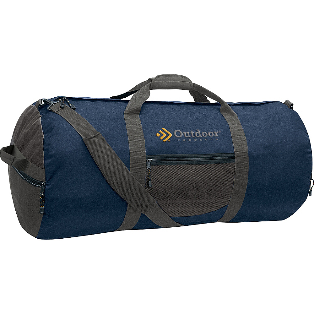 Outdoor Products Medium Utility Duffle Dress Blue Outdoor Products Outdoor Duffels