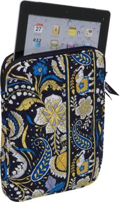 Vera Bradley Tablet Sleeve - Ellie Blue