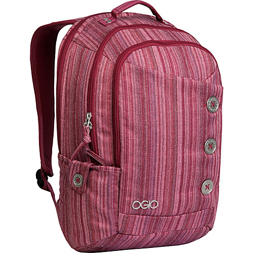 OGIO Soho Pack Raspberry - OGIO Laptop Backpacks