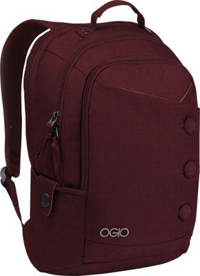OGIO Soho Laptop Backpack Wine - OGIO Business & Laptop Backpacks