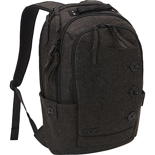 OGIO Soho Laptop Backpack Dark Gray Felt - OGIO Laptop Backpacks