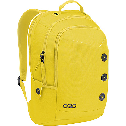 OGIO Soho Pack Yellow - OGIO Laptop Backpacks