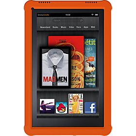 Perseus Case for Amazon Kindle Fire Orange