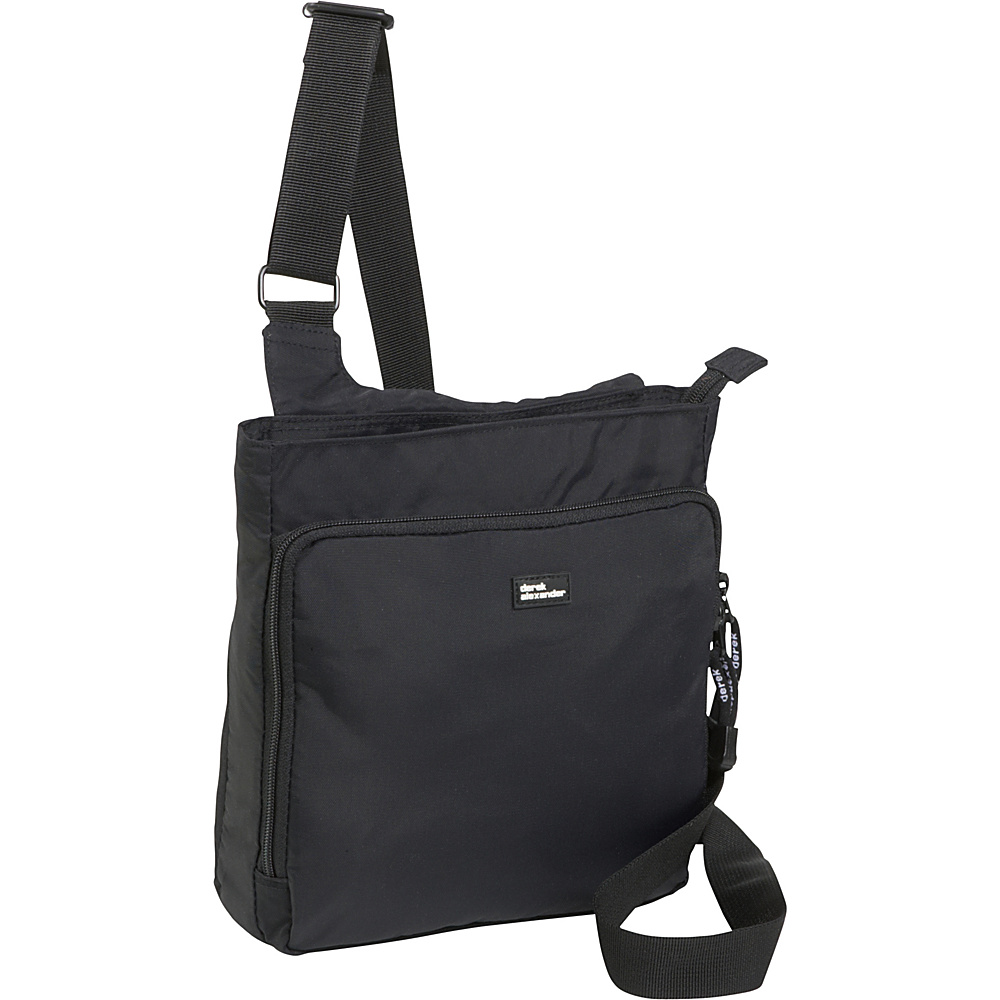 Derek Alexander Front Flap Organizer - Cross Body - Handbags, Fabric Handbags