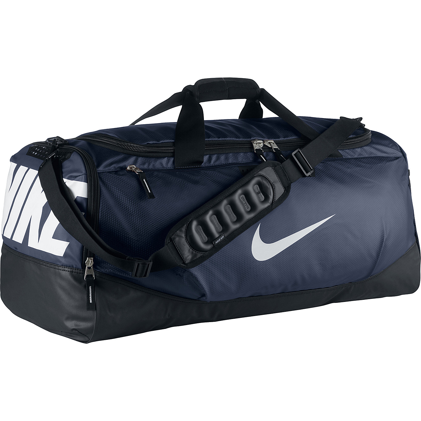 06140bbd6457 Nike Team Training Max Air Large Duffel Midnight on PopScreen