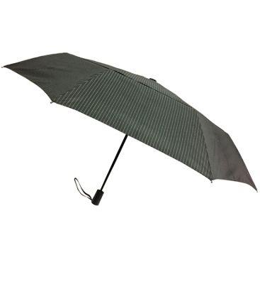 London Fog Umbrellas Windguard Travel Umbrella Black Millenium - London Fog Umbrellas Umbrellas and Rain Gear