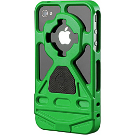 Rokbed v3 Case for iPhone 4 & 4S Green
