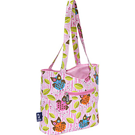 Owls Quilted Tote Owls