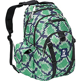 Snake Skin Serious Backpack Snake Skin