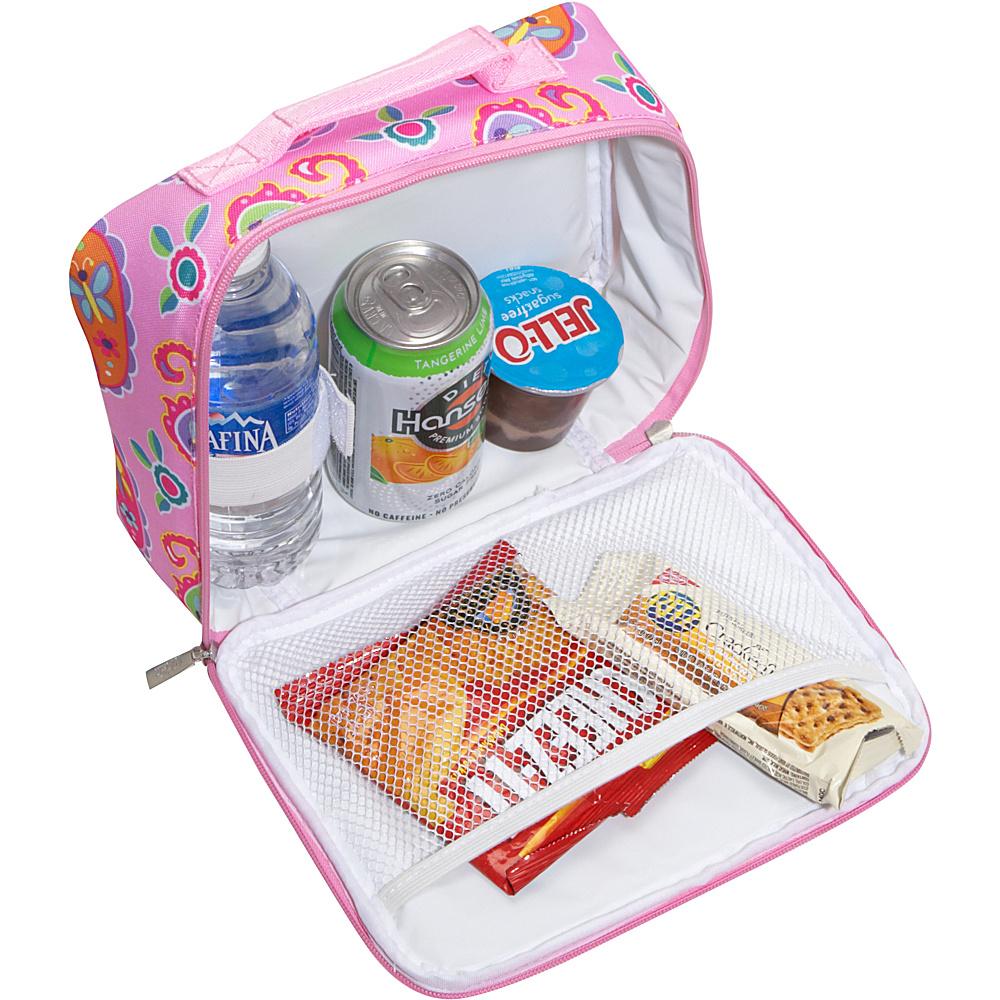 Wildkin Olive Kids Paisley Lunch Box - Paisley