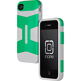 The Specialist for iPhone 4/4S Green/ Gray