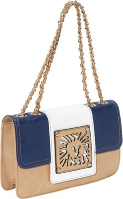 AK Anne Klein Lion Lady Flap