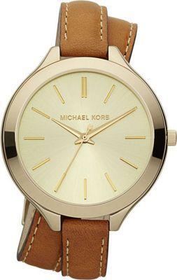 Michael Kors Watches Runway - Brown